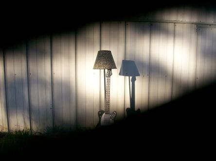 Guitar Lamp 019